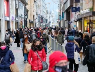"""Wintersolden """"in mineur"""" gestart: """"Laat mensen opnieuw per twee shoppen"""""""