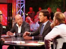 Frits Wester met schrik vrij na blikseminslag tent RTL