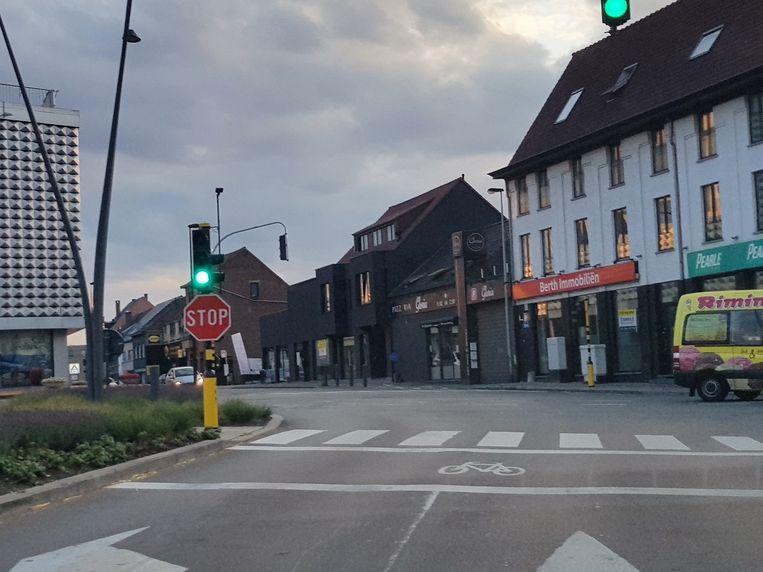 Ook het kruispunt van de Hallesteenweg en de Eigenbrakelse Steenweg wordt heringericht.