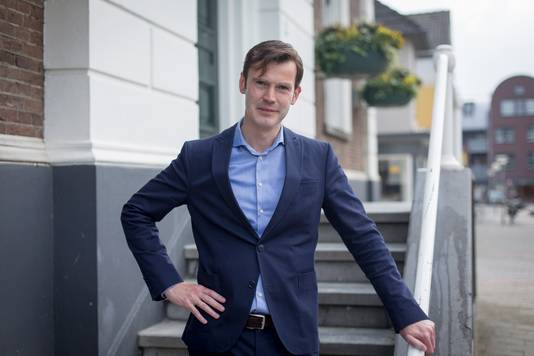 Wethouder Wijnte Hol van Overbetuwe.