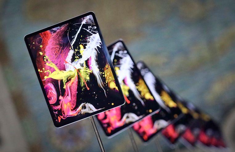 De nieuwe iPad Pro  Beeld AP