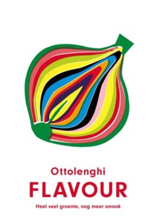 Het nieuwe boek van Ottolenghi.