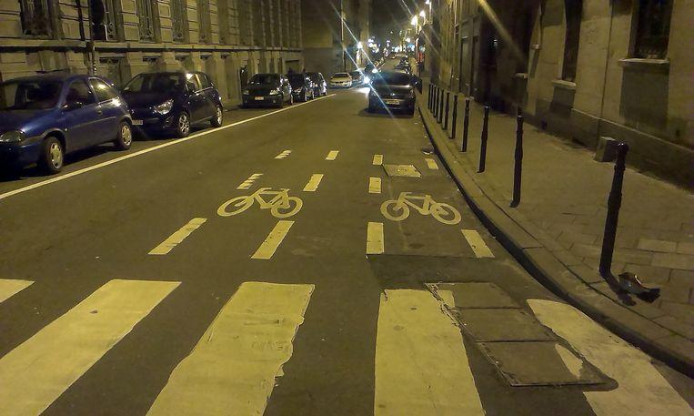 In Elsene kan je als koppel hand in hand fietsen, eventjes toch.