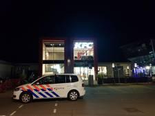Overvaller bedreigt personeel KFC Veenendaal en maakt geld buit