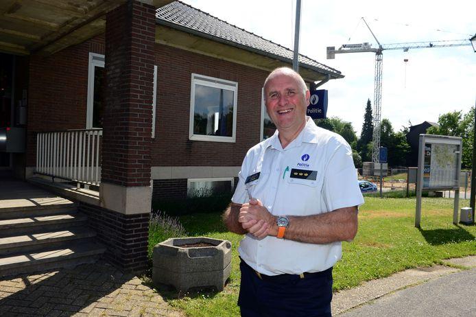Hoofdcommissaris Herman Vercoutter.