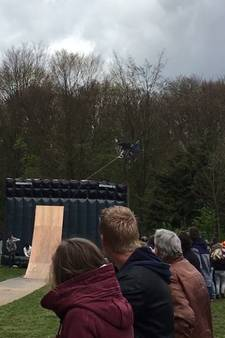BMX'er gewond tijdens Oranjefeesten Wapenveld