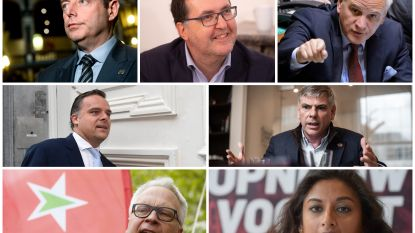 """14 oktober - de analyse in cijfers: """"In 9 op 10 gemeenten boomen Groen en Vlaams Belang"""""""