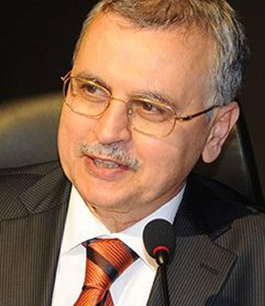 Rector Ahmet Akgunduz