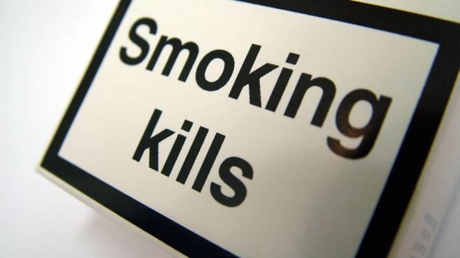 Waarschuwing op sigaretten schrikt rokers niet af