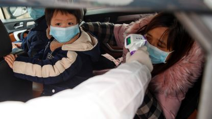 LIVE. Al 10 stalen onderzocht op coronavirus in ons land, dodental in China stijgt tot 106