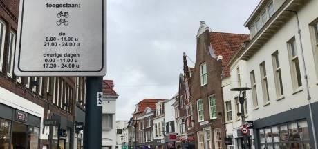 Fietsen in binnenstad Amersfoort is nu écht verboden