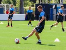 Jens van Son op amateurbasis terug bij FC Eindhoven: 'Daar heb ik alleen maar respect voor'