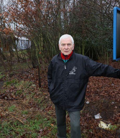 Buurmans tuinhuisje deels op jouw grond? Dat kan een slepende zaak worden, weet Ad van Oijen