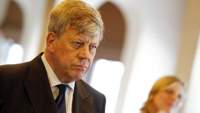 Minister Opstelten Beeld anp