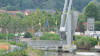 Fiets- en voetgangersbrug jachthaven eindelijk in gebruik