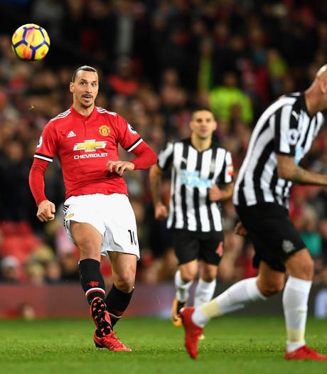 'Leeuw' Zlatan na zeven zware maanden weer terug bij United