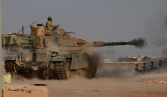 Het grootste slachtoffer van de oorlog is Syrië zelf