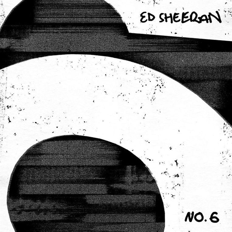 Ed Sheeran, No. 6 Collaborations Project (Warner Music) Beeld