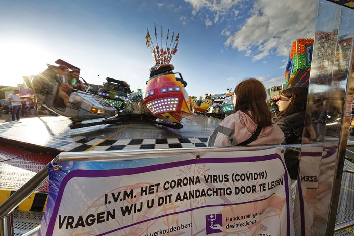 De coronacrisis heeft ook gevolgen voor de gemeentekas van Meierijstad, zoals minder inkomsten uit pachtgelden voor de kermis van Schijndel.