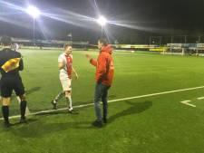 Wind blaast derby Flevo Boys - Urk omver