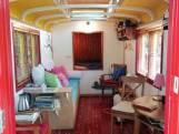 Gastvrijheid in het groene Ruurlo: Pipowagen in een oase in het dorp