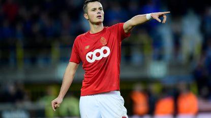 De opmars van Zinho Vanheusden: van Inter terug naar Sclessin