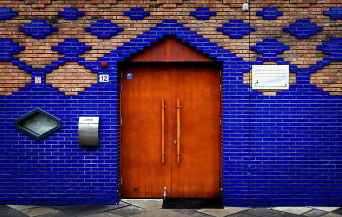 Ook de Blauwe Moskee in Amsterdam sluit tijdelijk de deuren.