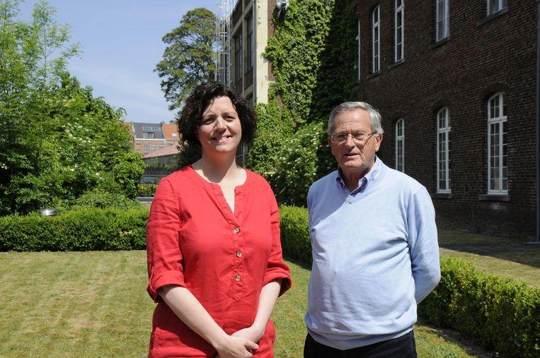 Nele Daenen krijgt steun van oud burgemeester Marcel Logist om sp.a weer in de meerderheid te krijgen.