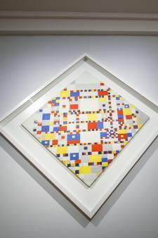 Man uit Best opgepakt voor diefstal schilderijen Mondriaan en Mesdag