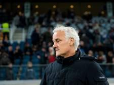 Fred Rutten begint met nederlaag aan klus bij Anderlecht