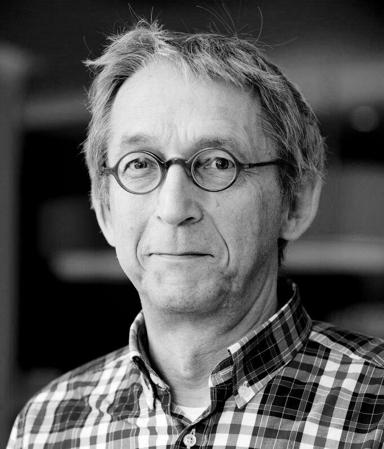 Jan van Ours. Hoogleraar toegepaste economie Erasmus School of Economics, Rotterdam. Beeld