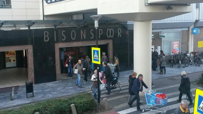 Het Bisonspoor in Maarssen
