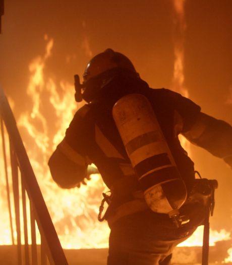Une fermette ravagée par le feu dans le Tournaisis, pas de blessé