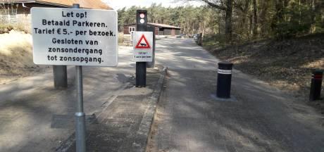 'Wildparkeerders' Radio Kootwijk mogelijk prooi voor handhavers