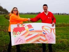Dorpsvereniging zet werk opgeheven Oranjevereniging Bruchem-Kerkwijk-Delwijnen voort
