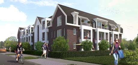 Voormalig postkantoor Nunspeet maakt plaats voor 21 appartementen