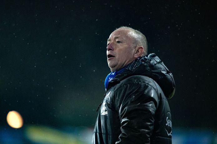 Richard Karrenbelt gaat na drie seizoenen op Urk op zoek naar een nieuwe club.