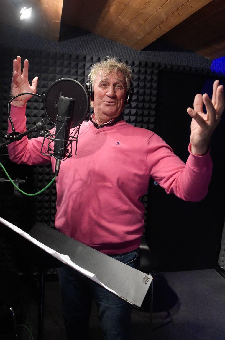 "Jean-Marie trok afgelopen weekend de opnamestudio in. ""Wo sind diese Hände?"""