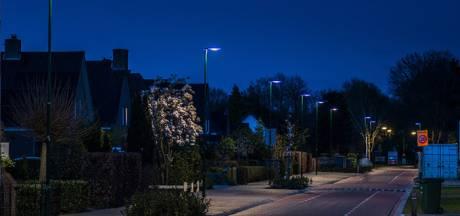 Proef met led-lampen op Oranjeplein in Loon op Zand