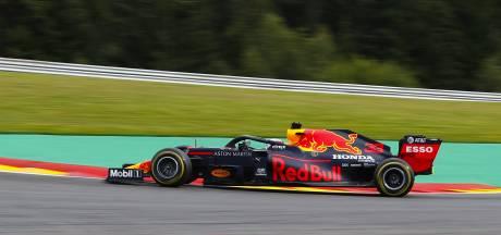 Max Verstappen domine la première journée à Spa-Francorchamps