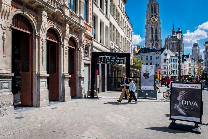 Wie vanaf nu een rondleidingen wil krijgen of een gegidste wandelingen wil maken, kan terecht op de nieuwe portaalsite 'Experience Antwerp'. Hier het diamantmuseum DIVA