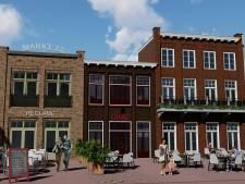 Van troosteloos geheel naar gezellig horecaplein: de Markt in Haaksbergen wil Enschede achterna