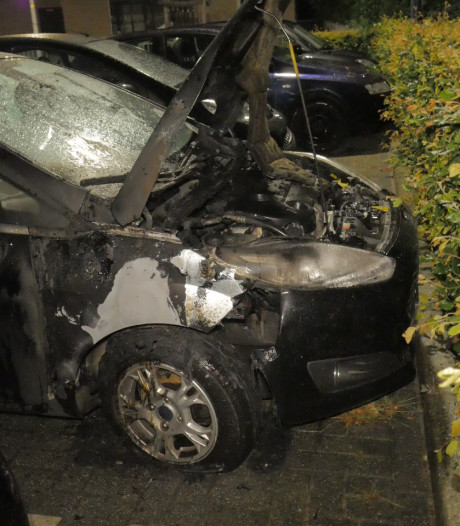 Brandstichting vermoedelijk oorzaak van nieuwe autobrand in Enschede