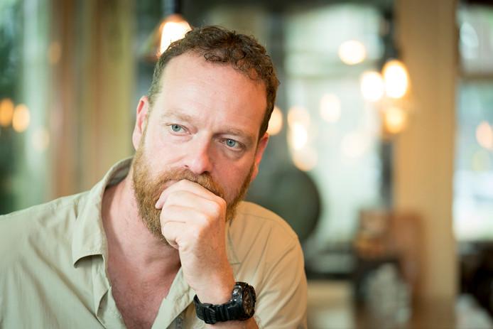 Johan Mees is voorzitter van de stichting Bushcraft en heeft destijds meegezocht naar de vermiste Jos Brech, verdachte van de moord op Nicky Verstappen.