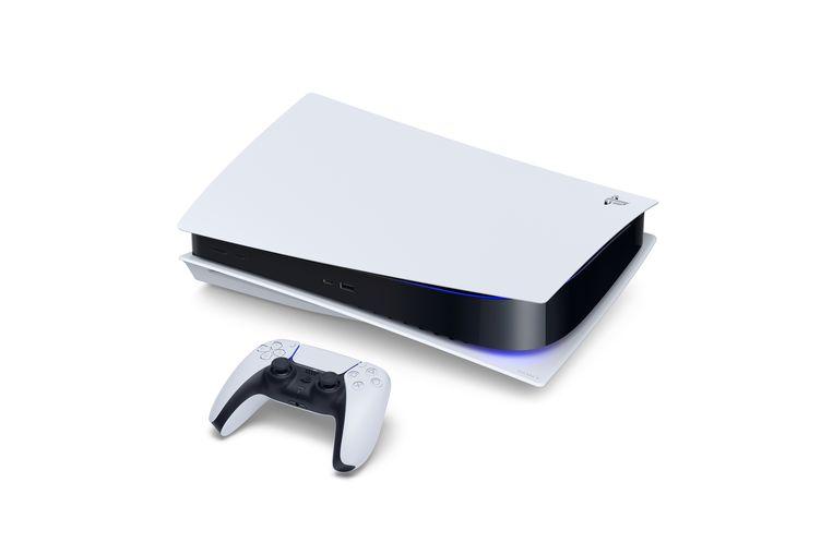 De Sony PlayStation 5. Beeld via REUTERS