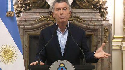Argentinië klopt aan bij IMF, naar verluidt voor 30 miljard dollar