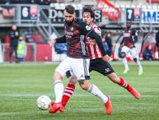 Samenvatting: Sparta Rotterdam - Feyenoord