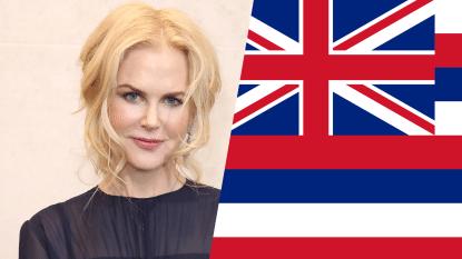 Nicole Kidman zag het levenslicht in Hawaii en Bruce Willis is ook geen Amerikaan... CHeck this!