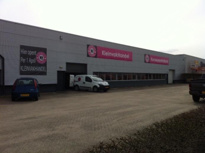 Kleinvakhandel Holland Oss