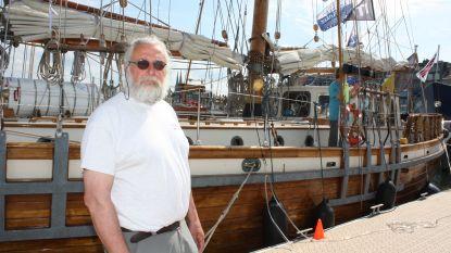 """Zeilschip Rupel was er élke editie van Oostende voor Anker bij: """"Hier word je gesoigneerd"""""""